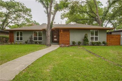 Dallas Single Family Home For Sale: 6953 Arboreal Drive