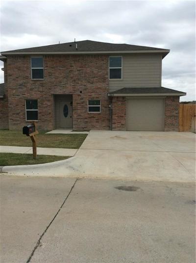 Princeton Multi Family Home For Sale: 803 E College Street