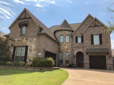 Allen Single Family Home For Sale: 1494 Willingham Drive