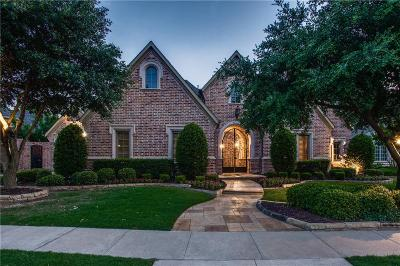 Frisco Single Family Home Active Contingent: 8201 Stone River Drive