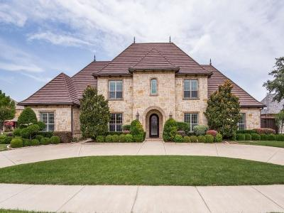 Prosper Single Family Home For Sale: 1601 Hidden Bluff Court