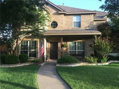Allen Single Family Home For Sale: 1702 Lake Travis Drive