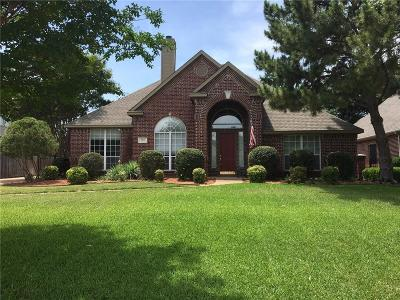 Grapevine Residential Lease For Lease: 2613 Flameleaf Drive