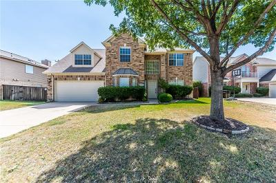 Plano Single Family Home Active Option Contract: 8116 Tavaros Drive
