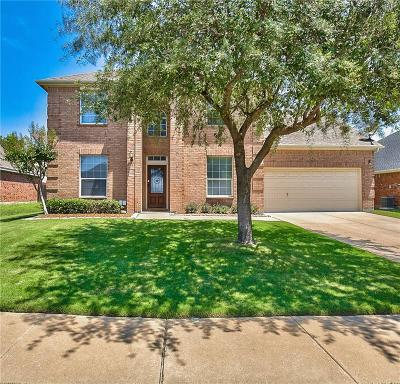 Mansfield TX Single Family Home For Sale: $290,000