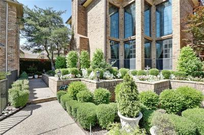 Allen, Dallas, Frisco, Plano, Prosper, Addison, Coppell, Highland Park, University Park, Southlake, Colleyville, Grapevine Single Family Home For Sale: 3 Kingsgate Court