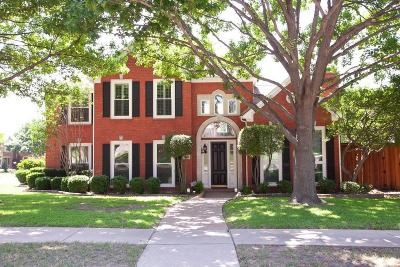Single Family Home For Sale: 2601 Wakefield Drive