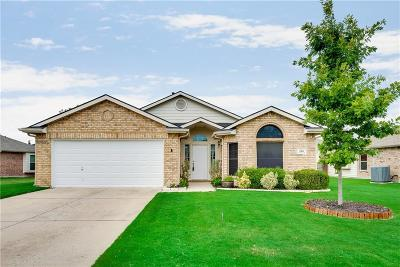 Little Elm Single Family Home Active Option Contract: 213 Tanglewood Place