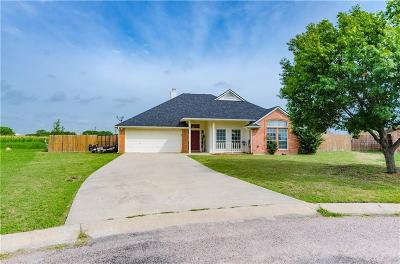 Van Alstyne Single Family Home For Sale: 806 Birch Circle