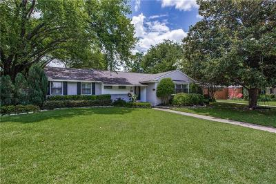 Dallas Single Family Home For Sale: 3638 Timberview Road