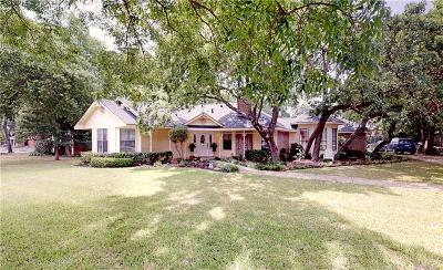 Highland Village Single Family Home Active Option Contract: 618 Arbor Court