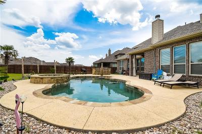 Forney Single Family Home Active Option Contract: 1060 Knoxbridge Road
