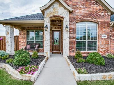 Royse City Single Family Home For Sale: 1216 Hidden Creek Drive