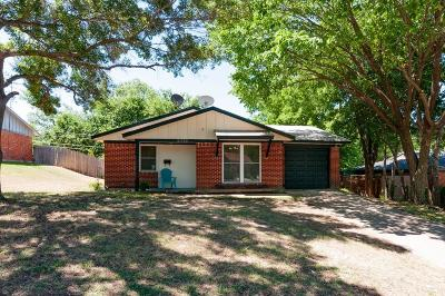 Fort Worth Single Family Home For Sale: 6365 Basswood Drive