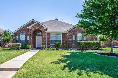 Allen Single Family Home For Sale: 1528 Autumnmist Drive