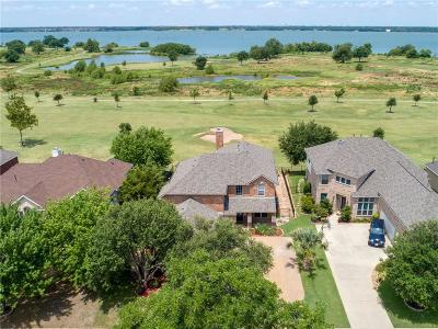 Rockwall Single Family Home For Sale: 1600 Coastal Drive