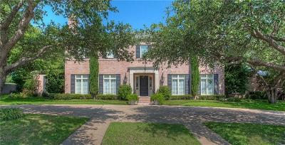 Westover Hills Single Family Home For Sale: 1128 Shady Oaks Lane