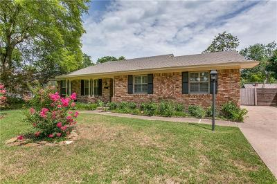 Single Family Home For Sale: 6966 Arboreal Drive