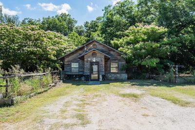 Somervell County Single Family Home Active Contingent: 1116 Cr 1016