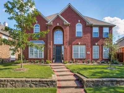Allen Single Family Home For Sale: 416 Arrowhead Drive