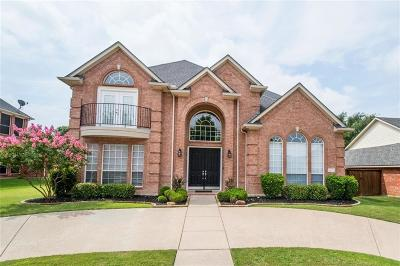 Frisco Single Family Home Active Option Contract: 12015 Wishing Well Court
