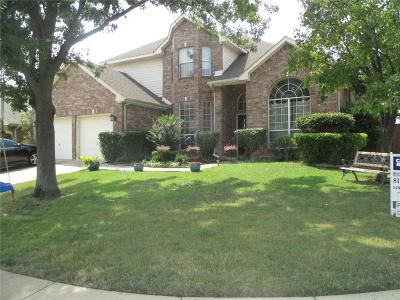 Flower Mound Single Family Home For Sale: 2229 Lockesley Drive