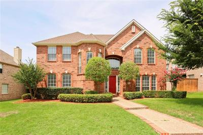 Plano Single Family Home For Sale: 8509 High Meadows Drive