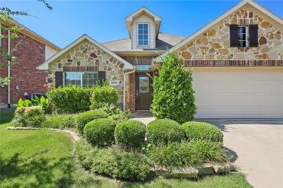 Plano Single Family Home Active Option Contract: 3556 Stroll Road