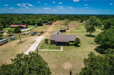 Cleburne Single Family Home For Sale: 2528 County Road 425a