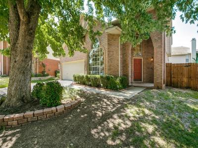 Flower Mound Single Family Home Active Option Contract: 1813 Stanton Court