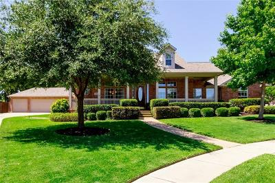 Keller Single Family Home Active Option Contract: 1532 Lost Trail