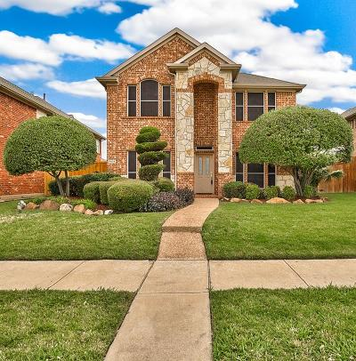 The Colony Single Family Home For Sale: 5404 Worley Drive