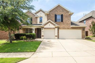 Flower Mound Single Family Home For Sale: 4512 Cassandra Drive