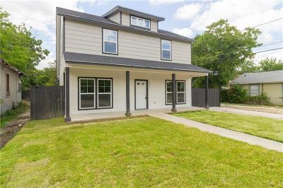 Fort Worth TX Single Family Home For Sale: $473,000