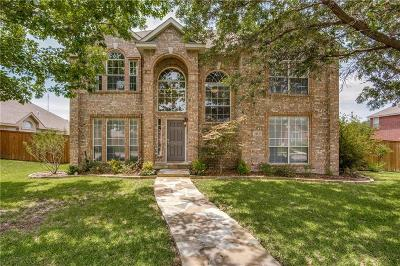 Carrollton Single Family Home For Sale: 1413 Summerhill Drive