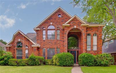 Coppell Single Family Home For Sale: 854 Chalfont Place