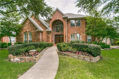 Plano Single Family Home For Sale: 6109 Brookhollow Drive