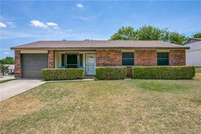 Duncanville Single Family Home For Sale: 1146 Vail Drive