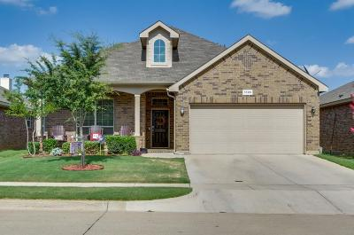 Azle Single Family Home For Sale: 1105 New Meadow Drive