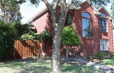 Coppell Single Family Home Active Option Contract: 365 Parkway Boulevard