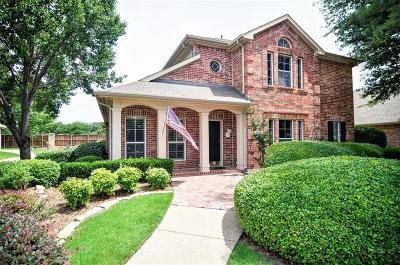 Allen Single Family Home Active Option Contract: 1703 Hackberry Branch Drive