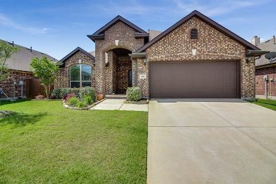 Anna Single Family Home Active Option Contract: 909 Chatsworth Drive