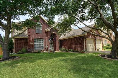 Keller Single Family Home For Sale: 1436 Carriage Lane