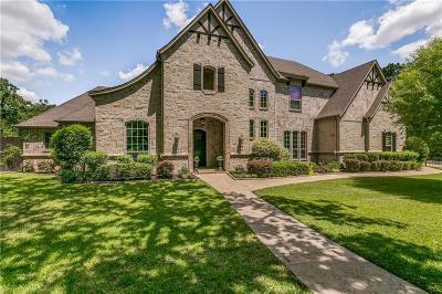 Colleyville Single Family Home For Sale: 4701 Jim Mitchell Trail W