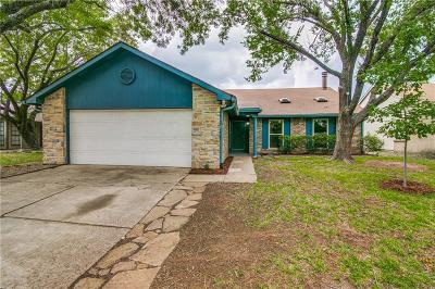 Forney Single Family Home Active Contingent: 408 Redbud Drive