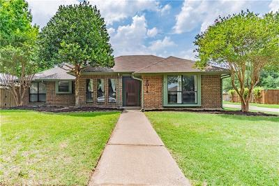 Single Family Home Active Option Contract: 2014 Espinosa Drive