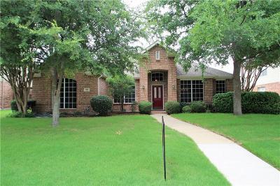 Allen Single Family Home For Sale: 1611 Wheatberry Court