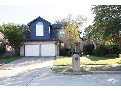 Flower Mound Single Family Home For Sale: 2247 Grandview Drive