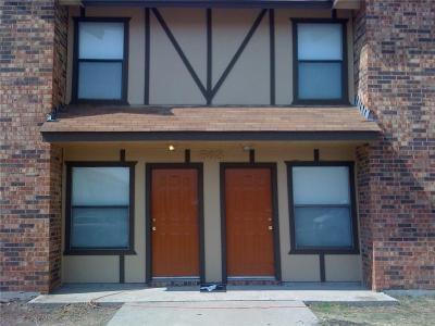 Keller Residential Lease For Lease: 803 Bluebonnet Drive #D