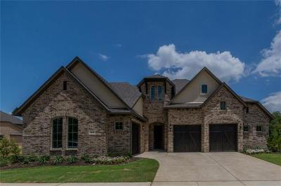 Colleyville Single Family Home For Sale: 4225 Lombardy Court
